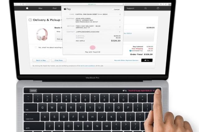 Apple leakt Bilder vom neuen Macbook Pro