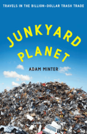 Book criticizes Apple's recycling program, consumers in general