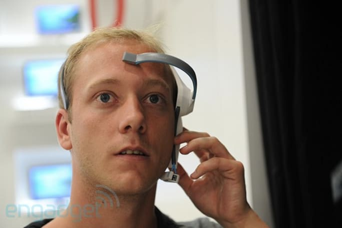 Haier's mind control TV prototype hits IFA, we go foreheads-on (video)