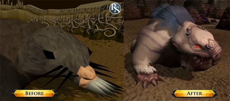RuneScape behind-the-scenes video reveals boss character development
