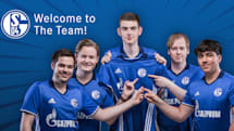 Top soccer club FC Schalke 04 signs 'League of Legends' team