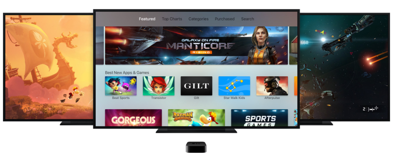 The App Store now shows you when iOS apps work on Apple TV