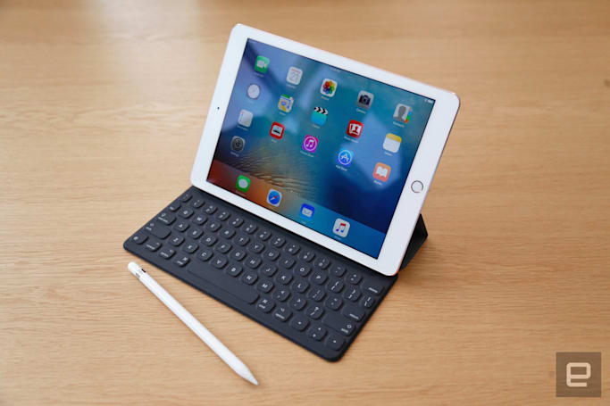 Apple's smaller iPad Pro is the 9.7-inch iPad we've always wanted
