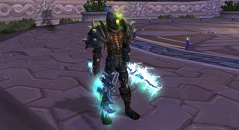 Newbie's guide to everything you need to know about weapons in World of Warcraft