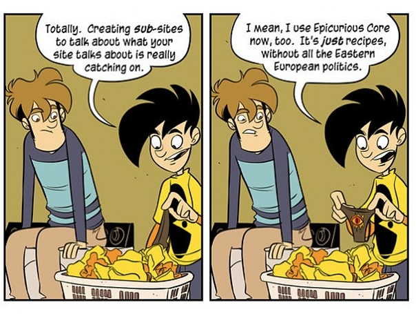 Penny Arcade to cover the game industry with help from veteran game journo Ben Kuchera