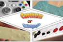 Delicious and clean: Game controller chocolates, soap
