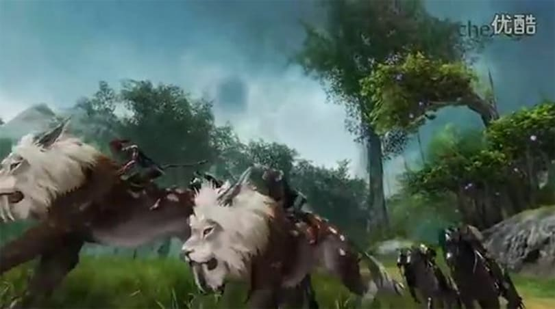 ArcheAge video shows off unusual transportation options