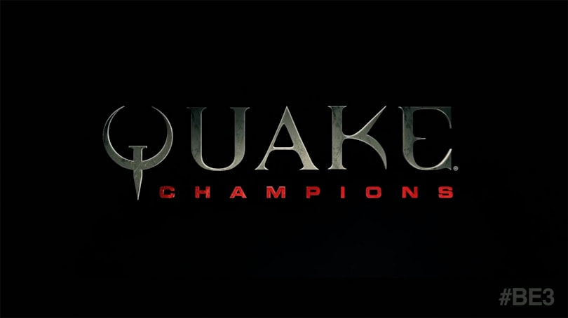 'Quake' is coming back to the PC with a modern twist or two