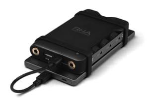 Dacamp L1 von RHA ist ein Kopfhörerverstärker für Mobilgeräte