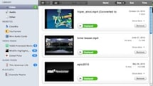 Download, play, and convert most video formats with Miro