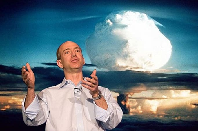 Nuclear fusion startup gets Jeff Bezos backing, won't be dropping any bombs