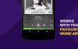 Muviz: Dynamische Musik-Visualisierung für Android