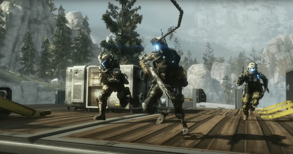 'Titanfall 2' multiplayer tech test is now open to all