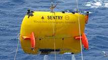 Undersea robots find key clue to a mysterious shipwreck