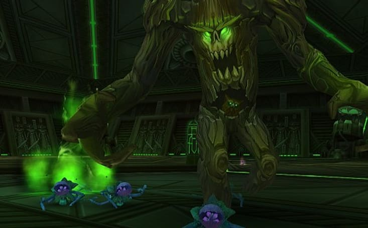 Allods Online previews the Mausoleum of Sparks