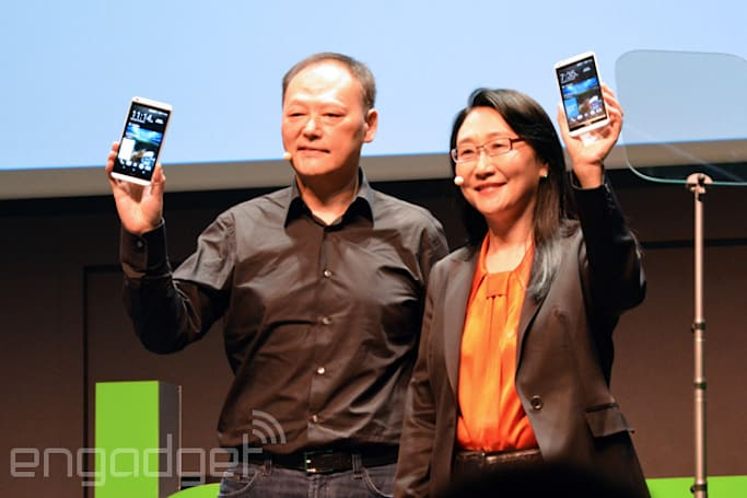 HTC to expand its US reach in 2014 by launching a greater variety of phones