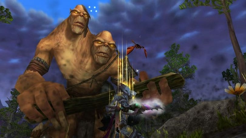 Player documents the two-headed monster of his own WoW addiction