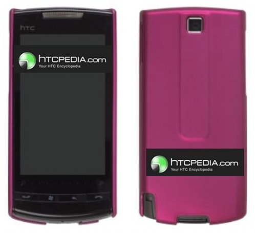 Is this AT&T's HTC Pure, clad in shimmering magenta?