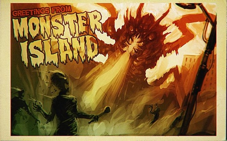 Irrational introduces 'Monster Island' ... which we'll never play