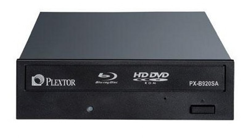 Plextor's Blu-ray / HD DVD combo drives still on the way
