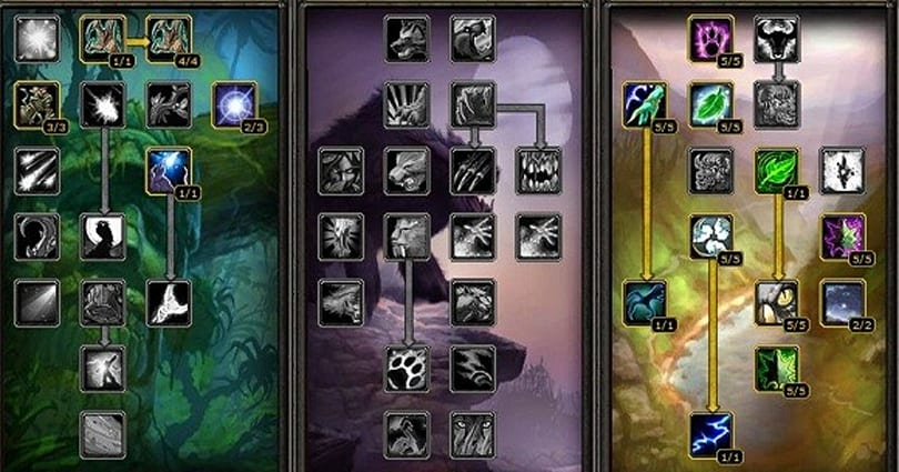 WoW Archivist: Strange choices behind WoW's earliest talent trees