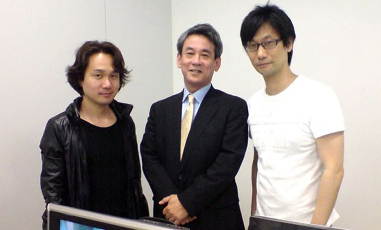 Square Enix and Hideo Kojima collaborating on ... something