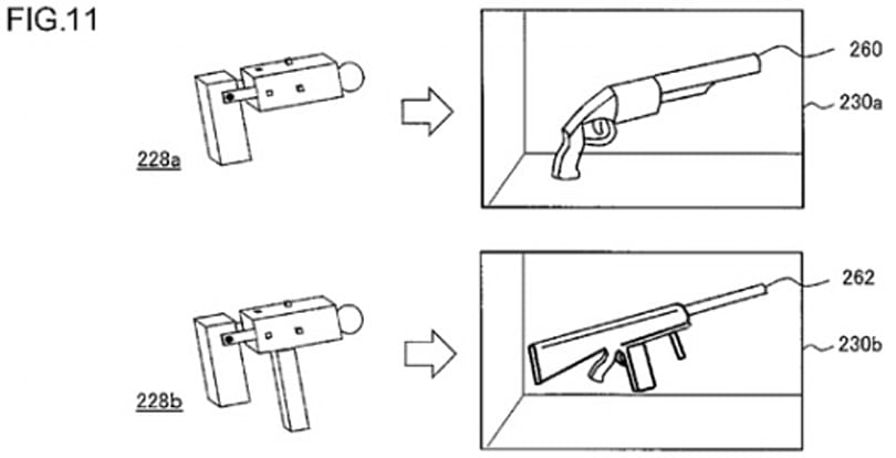 Sony files patent for modular, transforming PS Move-like controller