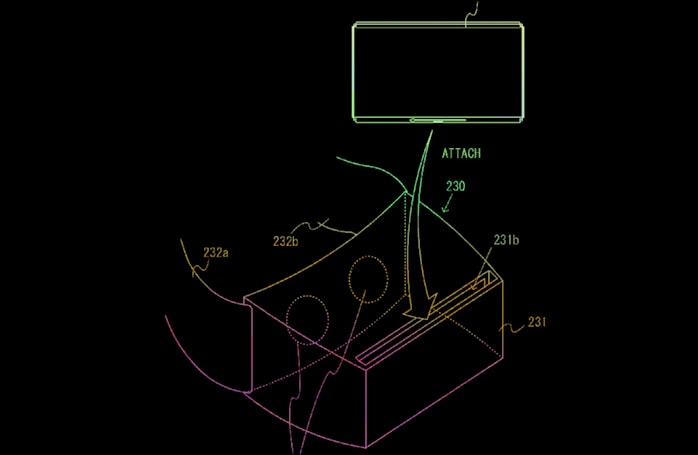 Nintendo Switch patent filing hints at potential for VR
