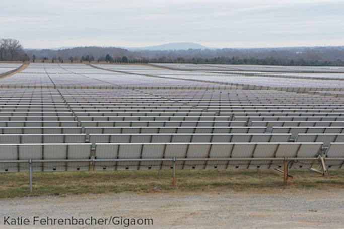 Gigaom checks out Apple NC data center's renewable-energy infrastructure