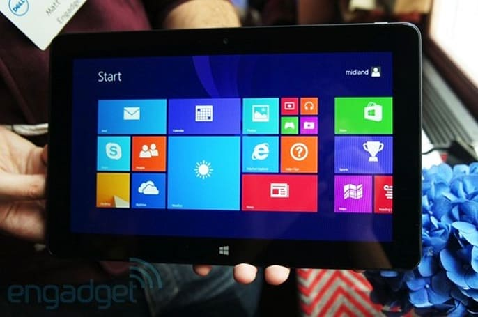 Dell's Venue 11 Pro tablet now available in the US, starts at $500 with Bay Trail inside
