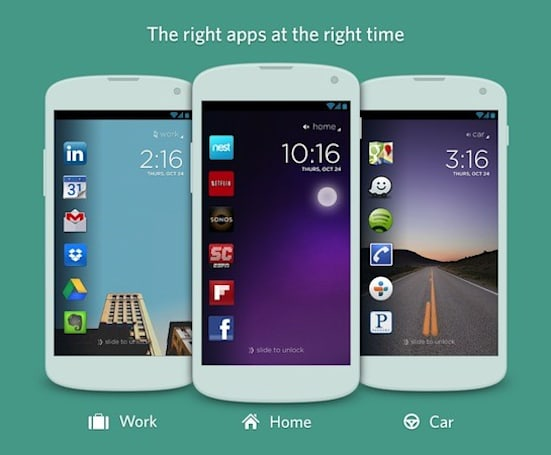Cover promises contextual lock screens and smarter task switching for Android