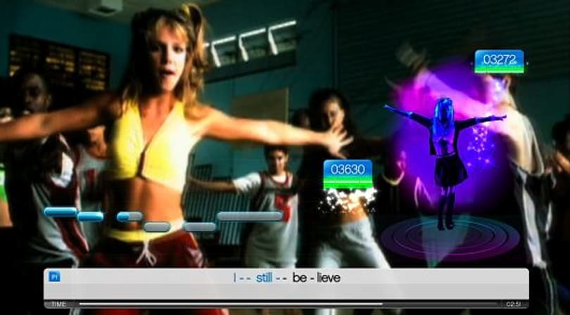 Preview: SingStar Dance and SingStar Guitar
