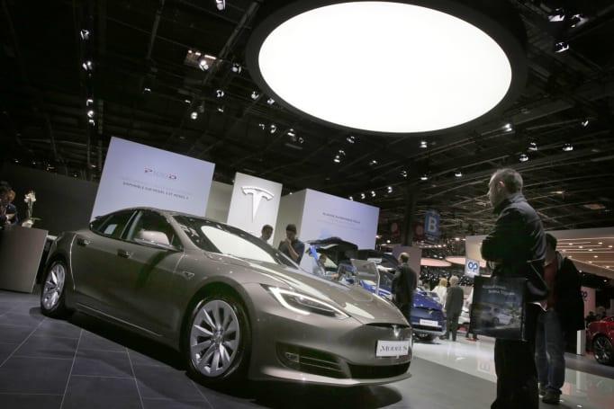 Tesla's electric car deliveries surge by 70 percent