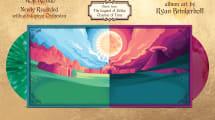 Der Soundtrack zu Ocarina of Time erscheint auf Vinyl
