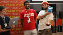 Dev comedy jam: Cultivated Wit's Hack Day chases laughs, not dollars