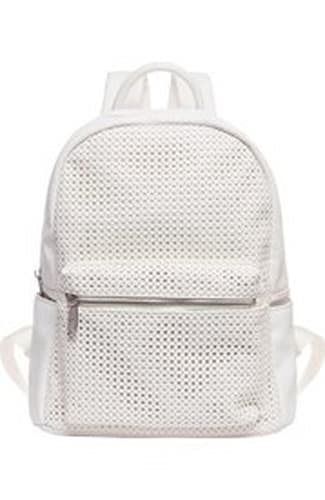 Urban Originals 'Lola' Perforated Backpack