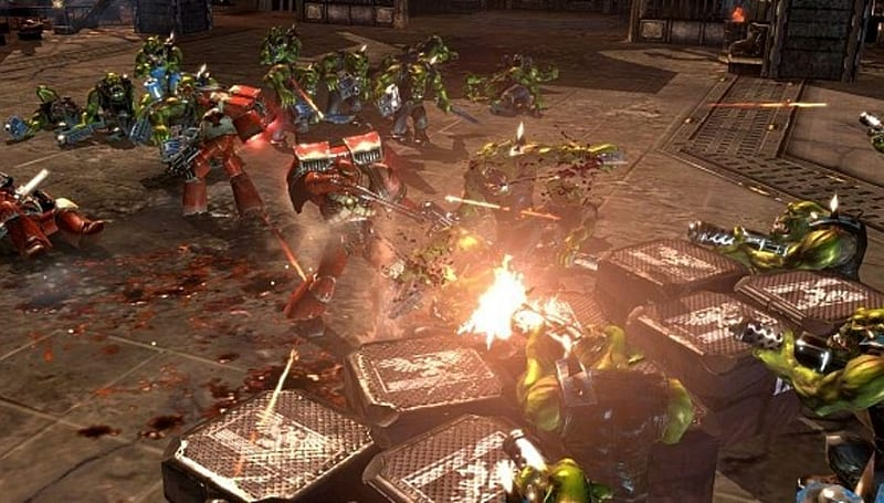 Single-player Dawn of War II demo now available