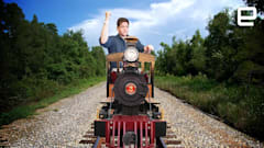 ICYMI: The NYPL's book train and better-bouncing 'bots