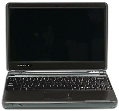Averatec rolls out another: the 1579 11.1-inch ultraportable