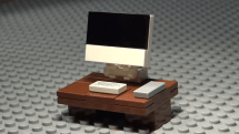 Video: How to build a Lego Apple Mac Computer