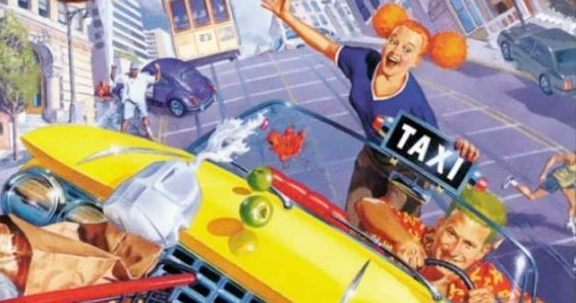 Sonic Adventure, Crazy Taxi submitted to Korean ratings board by Microsoft
