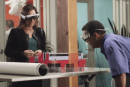 Watch what castAR's projected augmented reality can do