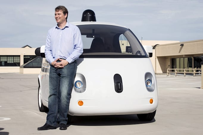 Chris Urmson leaves Google's self-driving car project