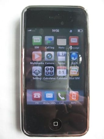 Keepin' it real fake, part CIX: C-002 HiPhone ups the ante