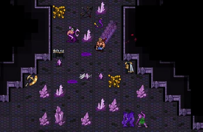 Dungeonmans: Heroic Adventure Roguelike finds funds on Kickstarter