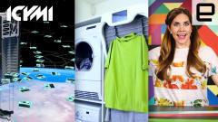 ICYMI: Raining tiny satellites and the laundry-folding machine