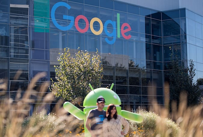 Google's defense against anti-trust claims: 'we're open'