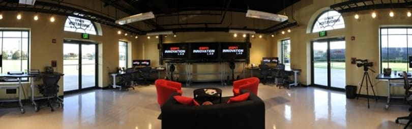 ESPN opens 3D Development Center
