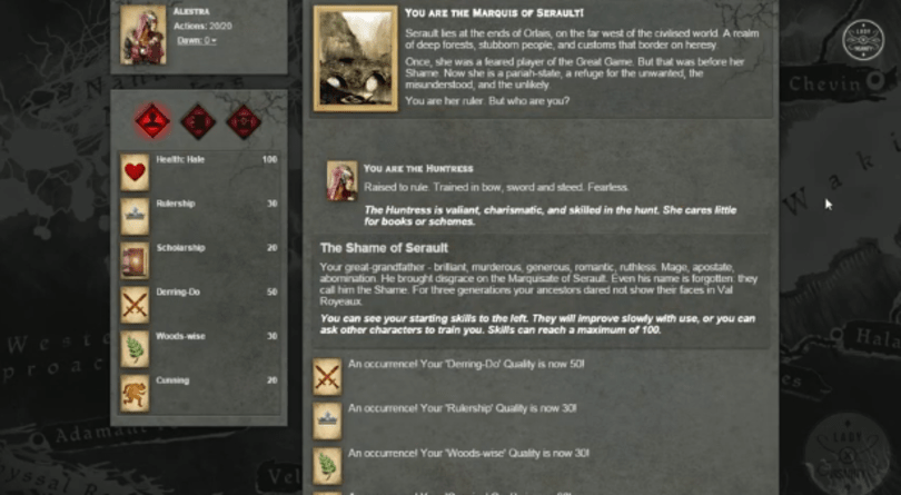 Text adventure The Last Court ties Dragon Age 2, Inquisition