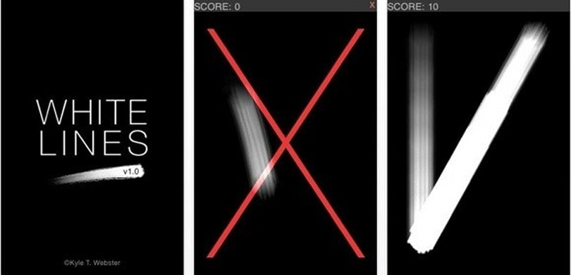 TUAW's Daily App: White Lines